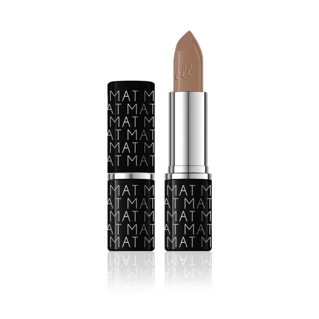 Ruj Mat Velvet Lipstick Bell Cosmetics No 03 Taupe Beige imagine produs