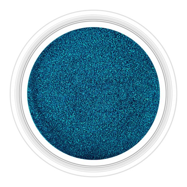 Sclipici Unghii Efect Holografic Culoare Albastru Cod SH-6, Accesorii Nail Art imagine produs