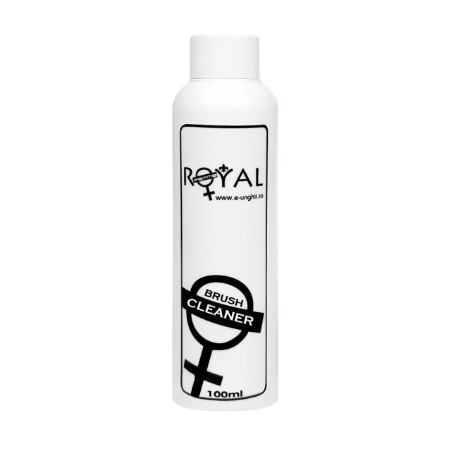 Brush Cleaner 100 ml - Solutie pentru curatarea pensulelor de manichiura imagine produs