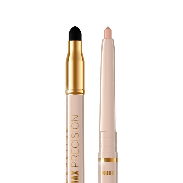 Creion Ochi 2 Capete Eveline Eye Max Precision, Nude imagine produs
