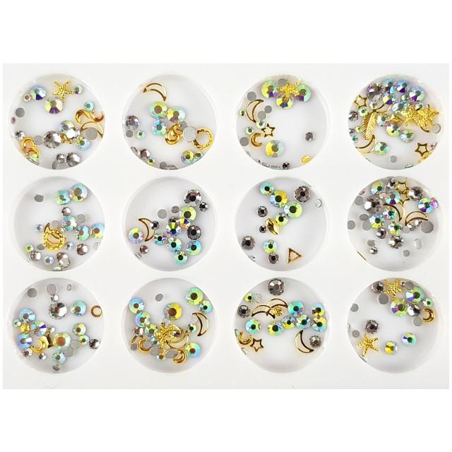 Decoratiuni Unghii Set Mixt, No 82606 imagine produs