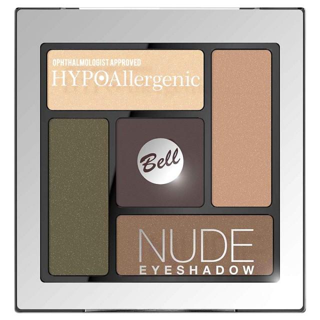 Fard Pleoape Nude, Bell HypoAllergenic, No 04 imagine produs