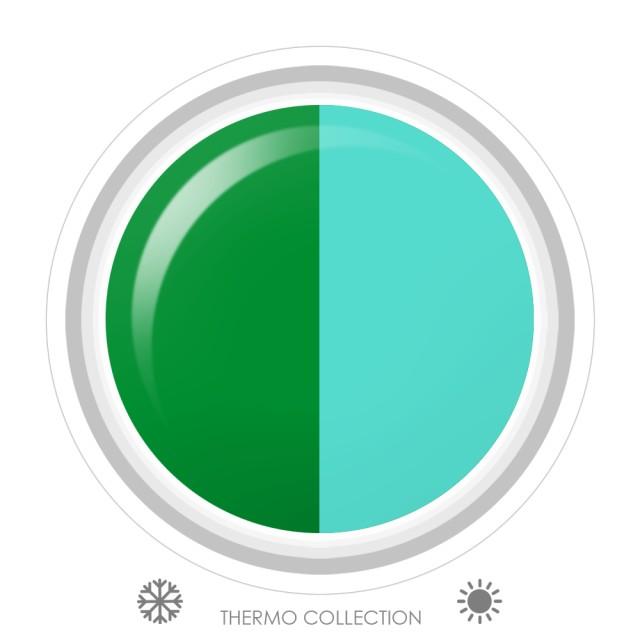 Geluri Thermo Colorate - LIGHT GREEN > TURQUOISE OXIDE (Geluri Colorate Thermocrome) imagine produs