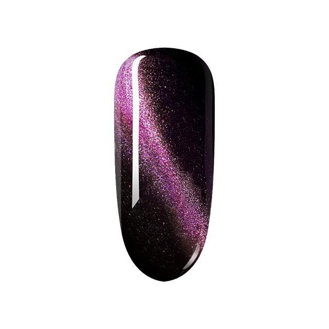 Oja Semipermanenta 5D Cat Eye Fasio No 07, 7ml imagine produs