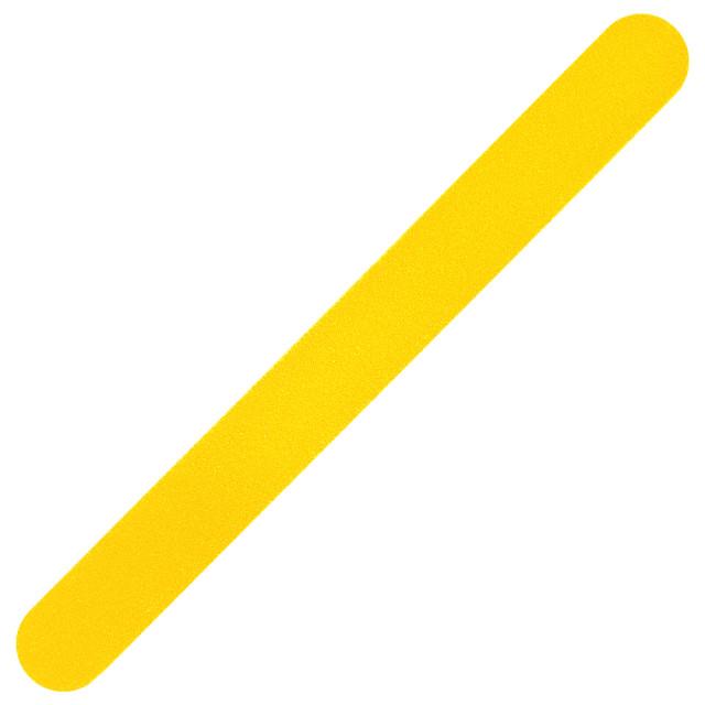 Pila Unghii Dreapta, Granulatie 240/240, Model 'Yellow Blonde' imagine produs