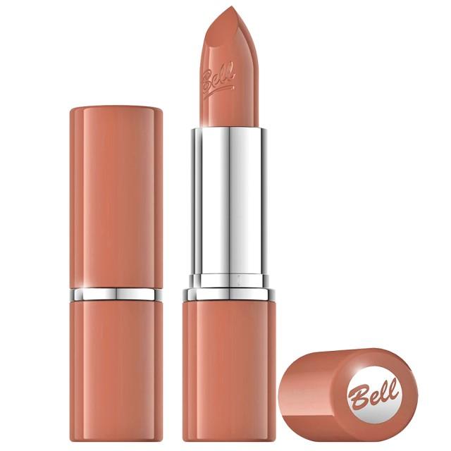 Ruj Mat Cremos, Bell Colour Lipstick, No 10 Petal Pink imagine produs