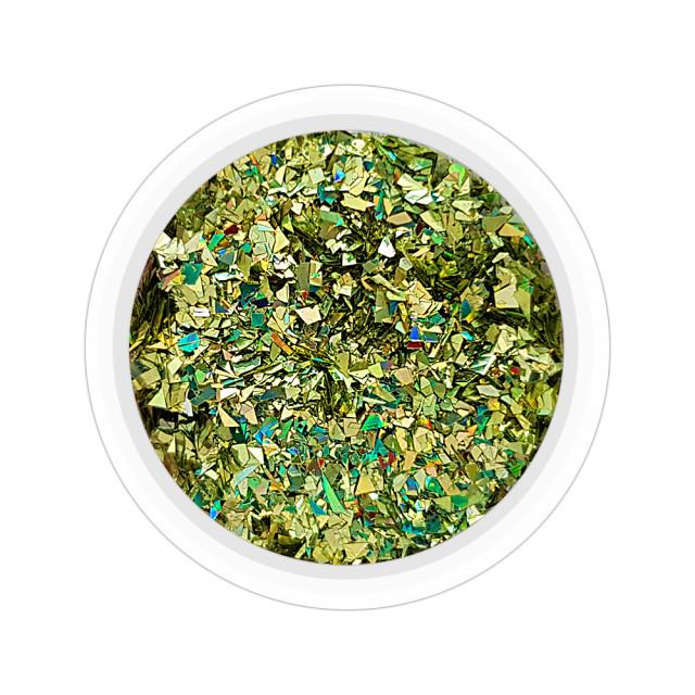 Micro Gheata Unghii Culoare Green Pear, Cod GUM08 imagine produs