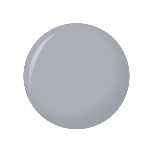 Oja Semipermanenta Peel-OFF - 010 Slate Gray (Gel Lac Exfoliant) imagine produs