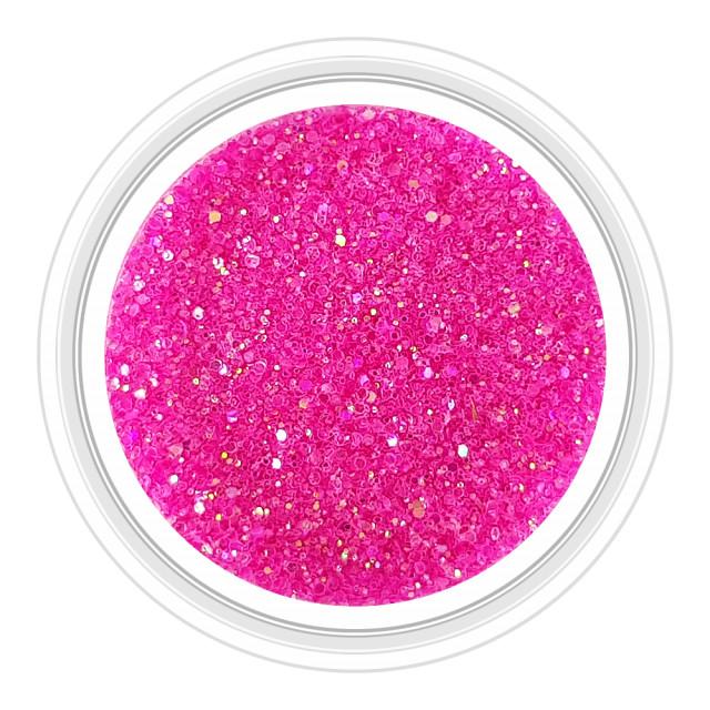 Sclipici Unghii Culoare Roz Barbie Cod 25 imagine produs