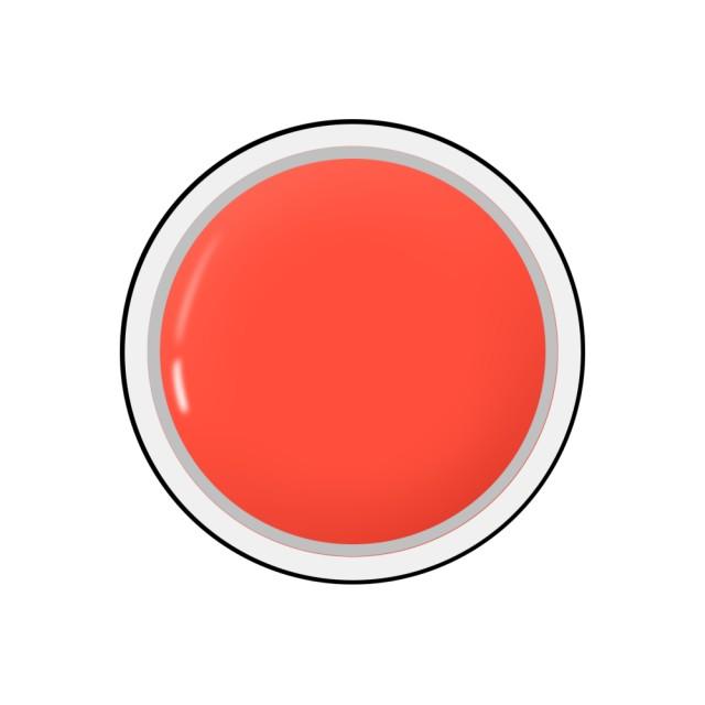 Gel colorat unghii Royal Femme RED ROSE (Geluri Profesionale Unghii) imagine produs