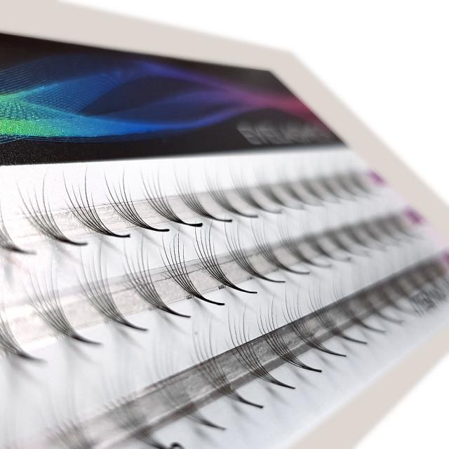 Gene False Buchet, Lungime 8 mm, Gene Profesionale imagine produs