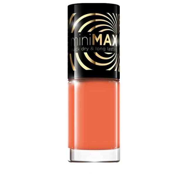 Lac Unghii MiniMax Eveline Cosmetics, Cod 163 imagine produs