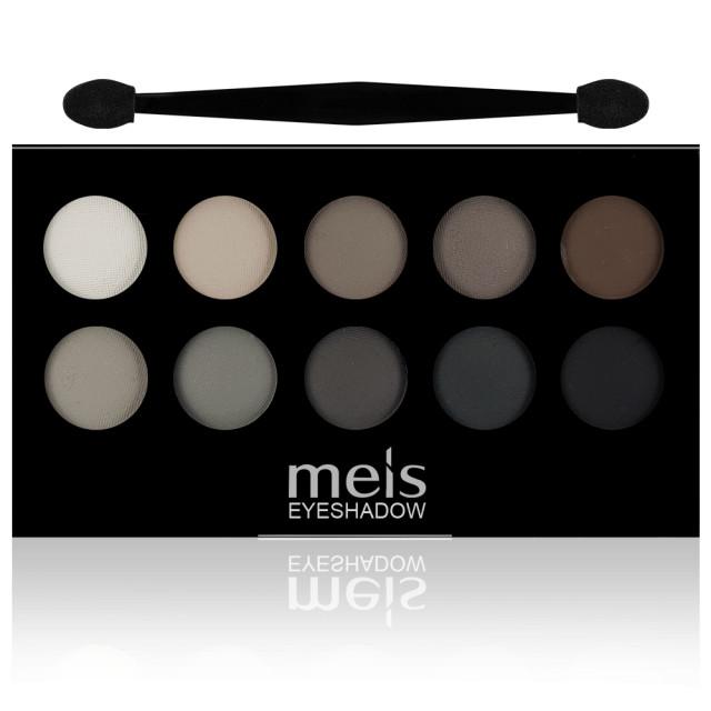 Paleta Machiaj Umbre Pleoape 10 Culori Meis Eyeshadow imagine produs