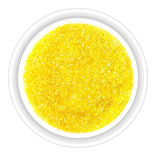 Sclipici Unghii Culoare Galben Cod 18 imagine produs