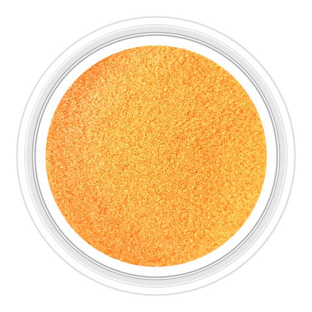 Sclipici Unghii Fin Culoare Portocaliu Pastel Cod SF-02 imagine produs
