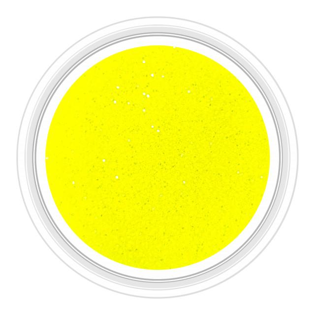 Sclipici Unghii Neon Culoare Galben Cod SN-01 imagine produs