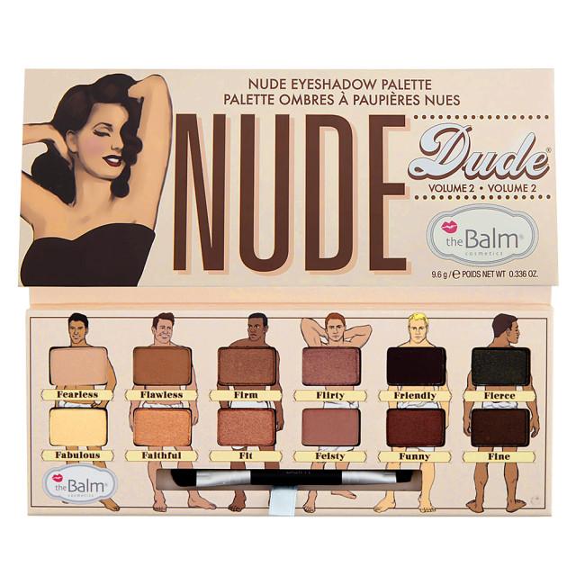 Trusa Machiaj Ombre Nude Dude Volume 2 The Ballm Story imagine produs