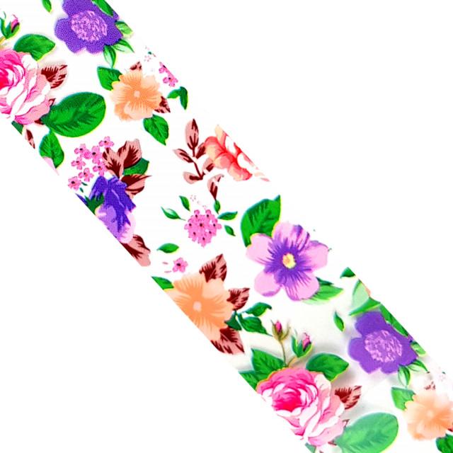 Folie Decorativa Transfer Manichiura, Happy Garden imagine produs