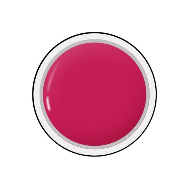 Gel colorat unghii Royal Femme GARNET RED (Geluri Profesionale Unghii) imagine produs