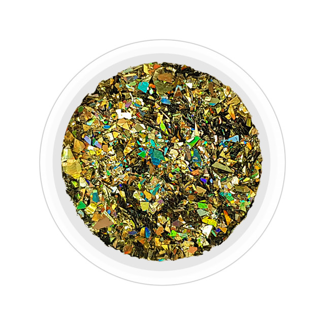 Micro Gheata Unghii Culoare Green Olives, Cod GUM06 imagine produs