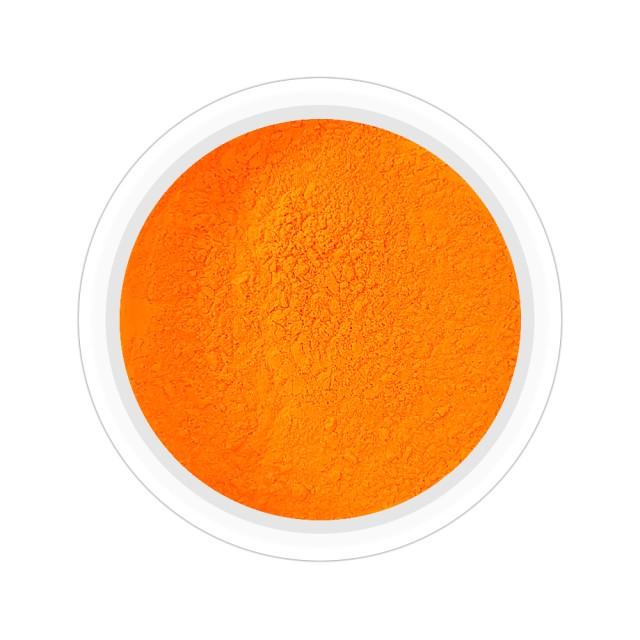Pigmenti Geluri, Culoare Portocaliu NEON, Pigmenti Colorati Manichiura - Unghii imagine produs
