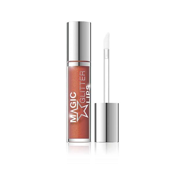 Ruj Lichid cu Glitter Bell HYPOAllergenic Magic Lips, Cod 02 imagine produs
