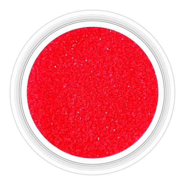 Sclipici Unghii Neon Culoare Rosu Cod SN-02 imagine produs