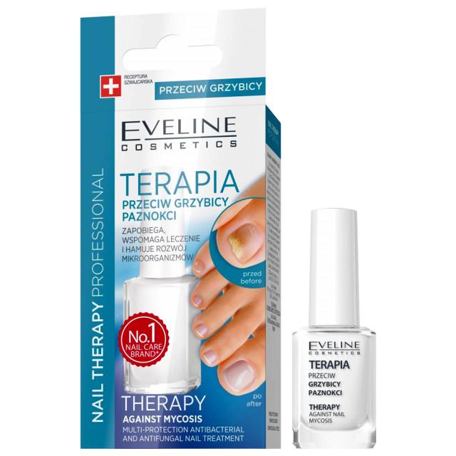 Tratament Profesional Impotriva Micozei si Infectiilor Fungice, Eveline Cosmetics Therapy Mycosis imagine produs