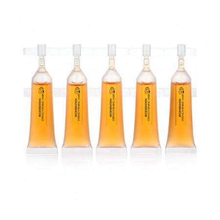 """Formula care sta la baza produsului este unica, bazata pe ulei de argan, supranumit """"aurul marocan"""", care ofera parului tau 7 rezultate incredibile"""