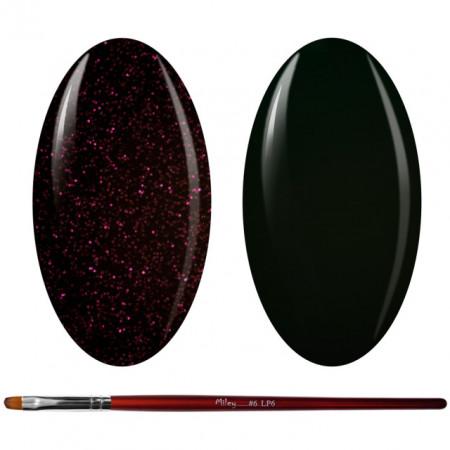 Kit Geluri Color + Pensula Gel Unghii, Cod K2GP-48S/73