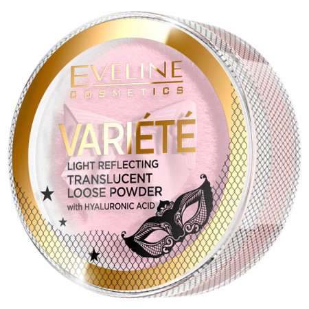 Pudra Fata Translucid Iluminatoare Variete Eveline Cosmetics