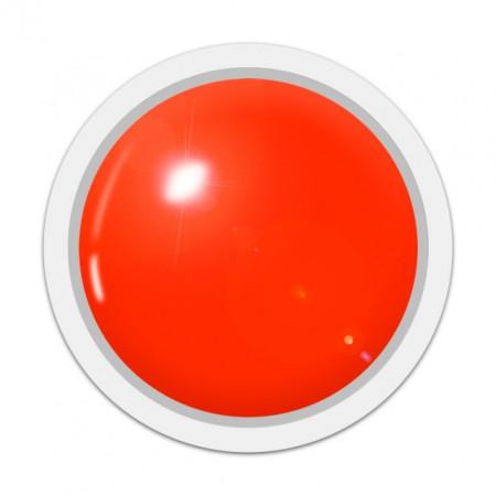 Geluri Color 121 PERMANENT ORANGE - Geluri Colorate Unghii Exclusive Nails