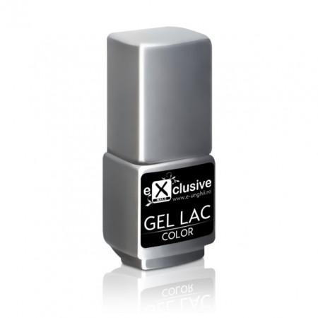 Oja Semipermanenta, Culoare 'Graphite', Brand Exclusive Nails, Gramaj 15ml, Gel Lac Exclusive Nails