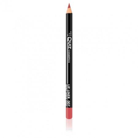 Creion Contur Buze Lip Liner Quiz Cosmetics No. 007