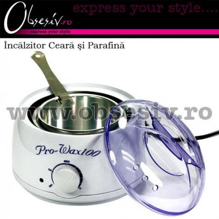 Incalzitor Ceara si Parafina, Model Pro Wax 100