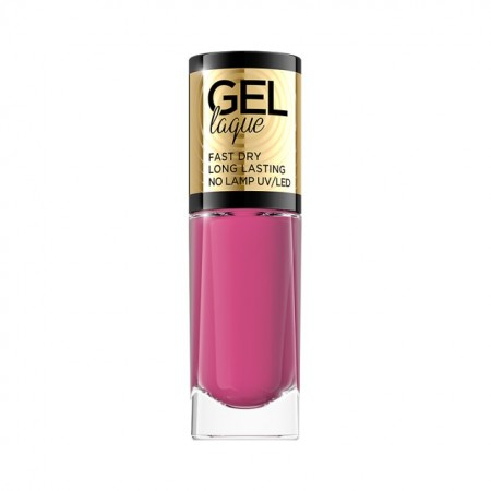 Poze Lac Unghii Eveline Cosmetics Gel Laque, No 19