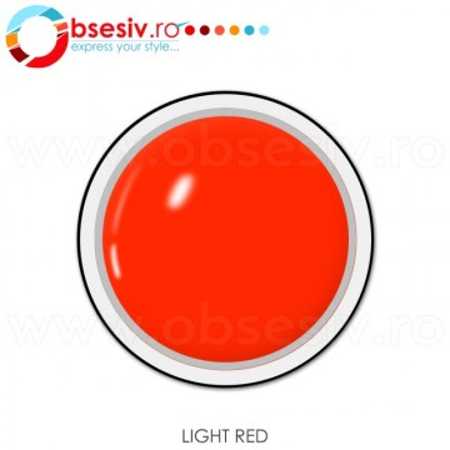 Geluri Color Royal Femme, 'Light Red'
