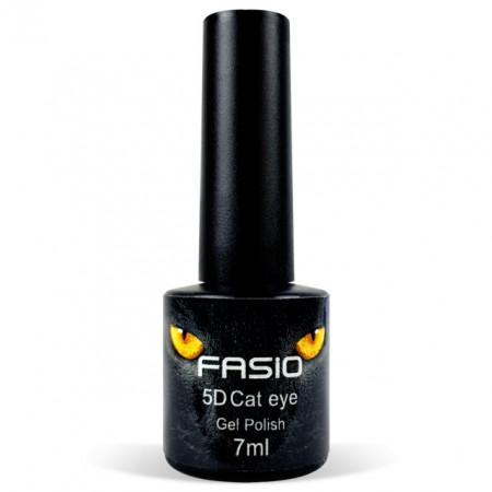Oja Semipermanenta 5D Cat Eye Fasio No 11, 7ml