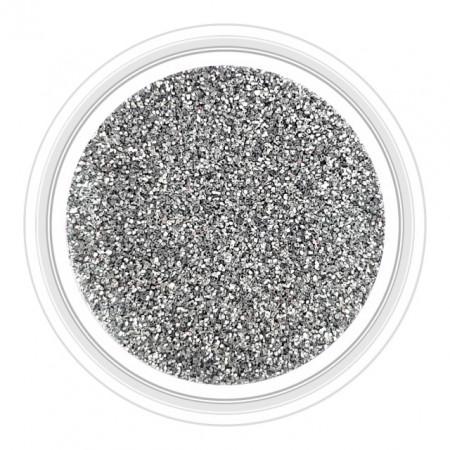 Sclipici Unghii Culoare Argintiu Cod 05