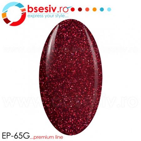 Gel Color Premium Line, Exclusive Nails, Cod EP65G