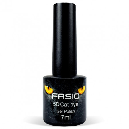 Oja Semipermanenta 5D Cat Eye Fasio No 12, 7ml