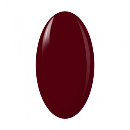 Oja Semipermanenta One Step Color, Exclusive Nails, Cod 12, Cantitate 5ml, Culoare Rosu Garnet