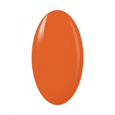 Oja Semipermanenta One Step Color, Exclusive Nails, Cod 31, Cantitate 5ml, Culoare Orange Crom