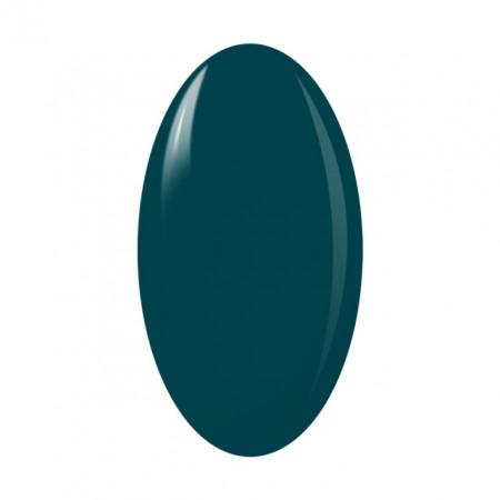 Oja Semipermanenta One Step Exclusive Nails Deep Blue Green No 50