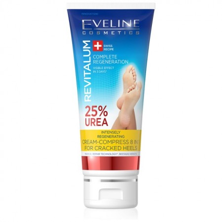 Poze Crema Calcaie Crapate 8 in 1, Eveline Cosmetics Revitalum