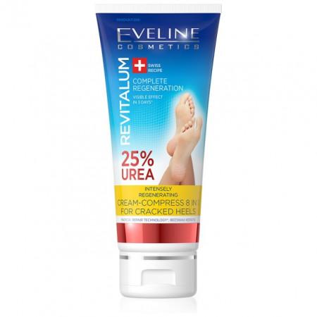 Crema Calcaie Crapate 8 in 1, Eveline Cosmetics Revitalum
