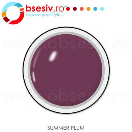 Geluri Color Unghii, Producator Royal Femme, Culoare Summer Plum, Gramaj 5ml, Geluri Colorate Manichiura