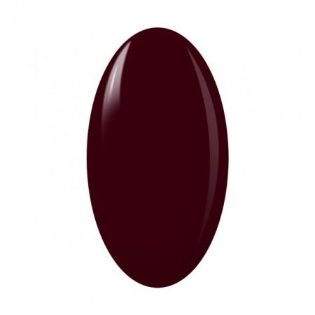 Oja Semipermanenta One Step Color, Exclusive Nails, Cod 2, Cantitate 5ml, Culoare Rosu Merlot