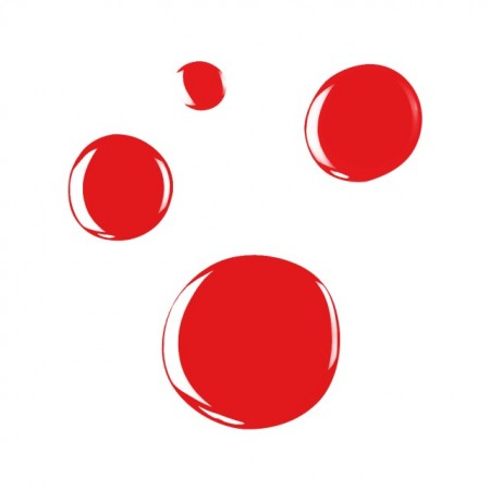 Oja Semipermanenta RED HOT - Geluri Lac Exclusive Nails