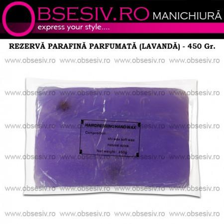 Parafina cu Parfum de Lavanda 450 Gr